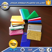 china gold supplier good price abrasion resistant acrylic sheet