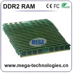 Hot selling full compatible desktop 4gb ddr2 ram stick