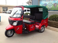 200cc 3 wheel motor tricycle/ for 6-9 passengers with waterproof / popular type in Asian countries