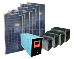 off grid 2kw solar products (2000W system with AC outputs loading TV computer fan lights)