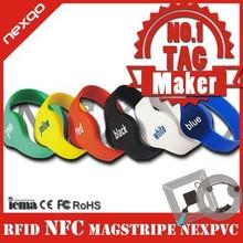 RFID Silicone Wristband/Electronic Identification Bracelet waterproof