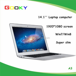 Cheap factory wholesale laptop from china accept oem