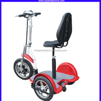 2015 New Product Factory Wholesale big rear wheel 3 Wheel Electric Mobility scooter