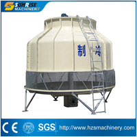Counter flow water cooling tower/ Cross flow cooling tower