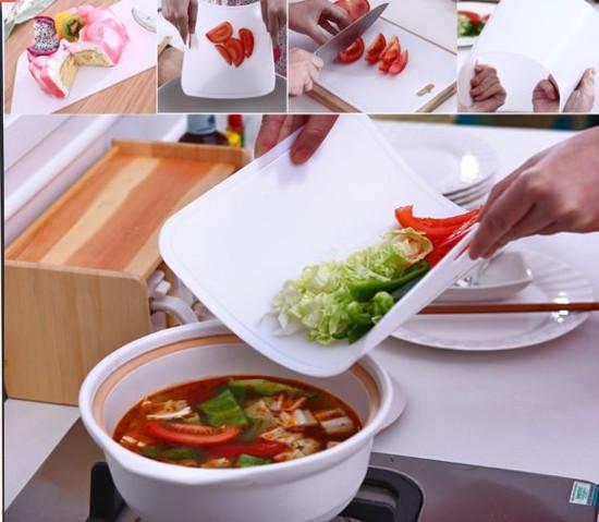 3шт кухня гибкие антибиотикам мягкой плаху /hang резки Совет/21 * 32,5 см