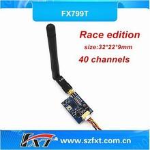 FX799T mini 600mW 5.8GHz FPV Raceband 40CH transmitter, compatible IRC Vortex, FS Dominator, QAV250