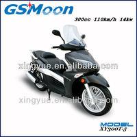 New stylish design china eec 300cc motor scooter