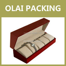 Fashionable Watch Collect Case,Elegant Wood Box