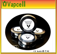 wholesale alibaba e-cigarette Kanthal A1 resistance wire best for electric cigarette