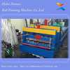 Machine For Roof Glazed Profiles Rolling Steel Material Foming Machinery