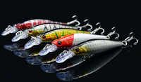 Wholesale Good Quality Outdoor 8cm 8g Fishing Lure Fishing Wholesale Distributor