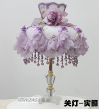New design 3 Year Warranty for Wedding base table lamp