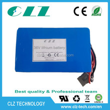 High capability and stability 36v 15Ah li ion battery for electric scooter/e-bike/e-motorcycle