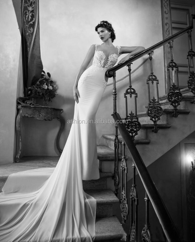 Hochzeitskleider für die reife Bräute | Fotos
