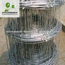 hot-dipped galvanized field fence/cow fence/farm fence(manufacturer)