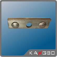 standard galvanized steel electrical clamps