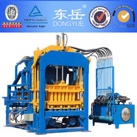 crushed stone extruder mould brick machinery production line