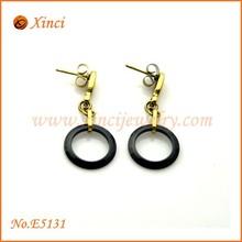 Online business traditional replica terracotta designer costume jewellery earring