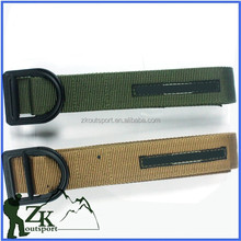 Colorful high quality military hunting equipment best-selling military tactical belt