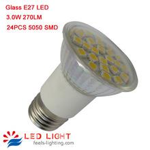 high lumens 5050 smd e27 led spotlight