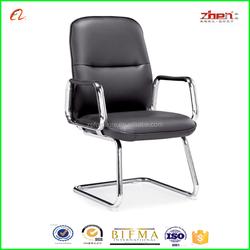 2015 Zhuopin black salon chairs salon waiting room chairs ZV-B273