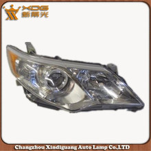 2012 2013 2014 HID Headlights For Camry Head Lights LED DRL 2012-2014 Xenon Headlamps (Fits: Camry)
