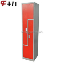 KD structure Z shape steel cabinet clothes locker/metal clothes locker/wardrobe lockers
