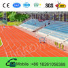 Composite Rubber Runway Plastic Running Athleltic Track