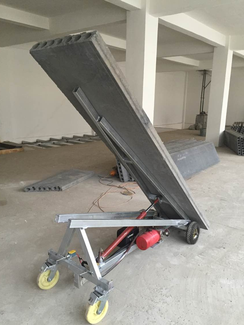Weight Of Lightweight Concrete : Light weight concrete wall panel installing machine buy
