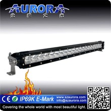 "ip69K waterproof Aurora 30"" single row light bar 110 atv parts"