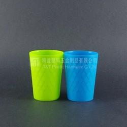 Plastic mug,plastic tooth cup,bathroom plastic tooth mug