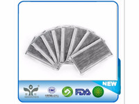 Four Layer Disposable Charcoal Activated Carbon Mask Filter Antivirus Bacteria