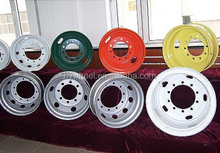OEM tubeless wheel rim used for truckswheel parts without tire
