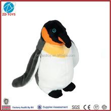 new style promotional soft plush penguin
