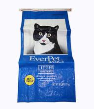Bopp film laminated pp woven pet food bag, pet feed bag