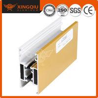 Aluminum windows and doors aluminum extrusions 6063 6061 t5 t6 for Customized aluminum
