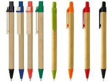 High Quality Up-to-date Promotional Eco Friendly Paper Click Pen