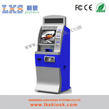 ICBC Kiosk Inquiry System With Wireless Card