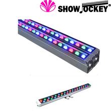 New 8 pcs 4 IN 1 RGBW 36W LED linear dmx moving bar new&hot stage lighting product