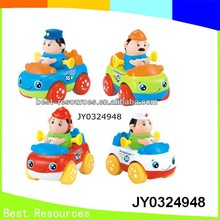 Funny Friction Car for Baby/Hotsale Cartoon Car for Kids