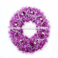 christmas wreath wire wreath rings christmas rattan wreath