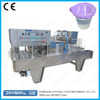 Automatic BHJ-8 cup sealer machine for lingonberry juice sealing machine