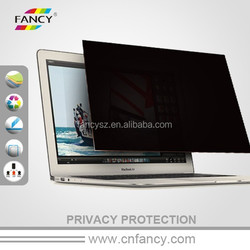23 inch wide screen use anti-spy screen protector for desktop,laptop