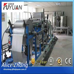 2015 new condition small Office A4 Copy Paper Making Machine, paper roll, paper making mill
