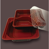 Chinese disposable polystyrene food plastic bento box