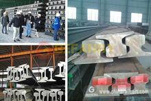 load bearing standared uic54 rail profile