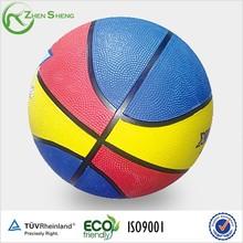 Zhensheng Rubber Basketball Rubber Surface and Rubber Bladder