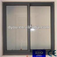 Different types of aluminium louvre window