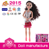 11.5 Inch PVC Doll Silicone Baby Doll For American Market