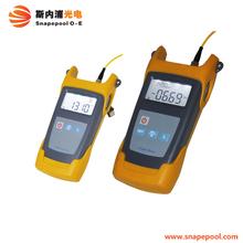fiber optic light source power meter / optical laser source power meter / optical power meter